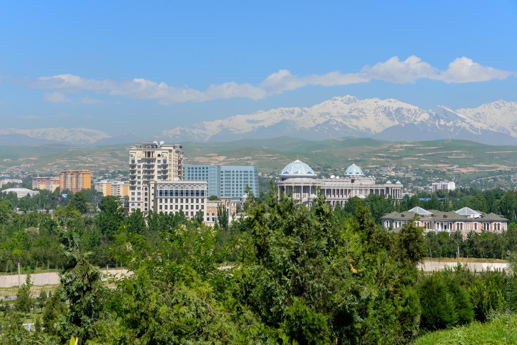 Про Душанбе