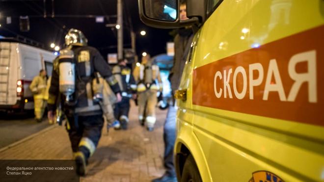 Двое детей ивзрослые пострадали вДТП в российской столице