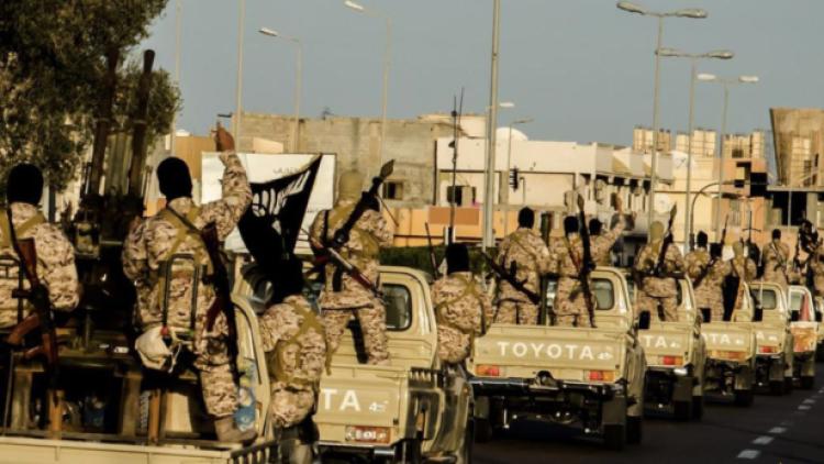 Войска руководства государственного согласия Ливии освободили Сирт отИГ