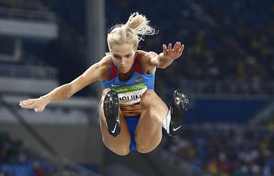 Прыгунье Дарье Клишиной разрешили участвовать взимнемЧЕ под нейтральным флагом