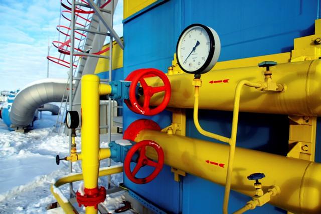 «Газпром» увеличил экспорт газа вЕвропу ксередине зимы на20%