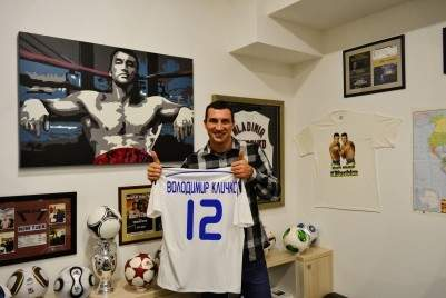 Владимир Кличко желает провести прощальный бой вКиеве
