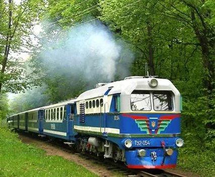 Донецкая детская железная дорога 1мая откроет юбилейный 45-й сезон— Минтранс ДНР