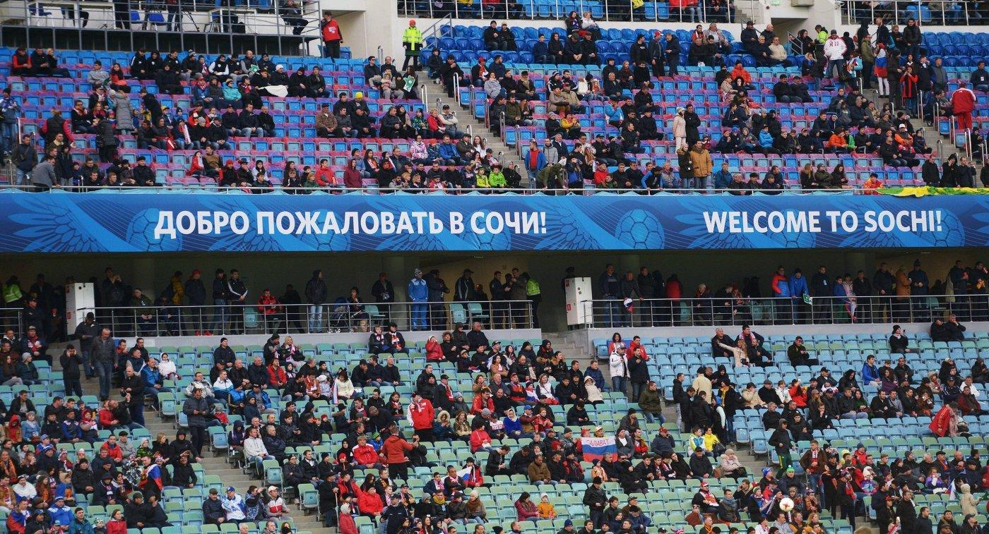 Виталий Мутко иВениамин Кондратьев получили паспорта болельщиков наматчи Кубка конфедераций