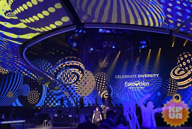 Вфинал Евровидения-2017 прошли 10 участников первого полуфинала
