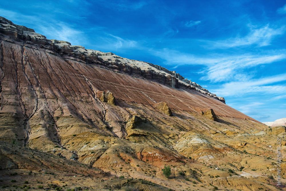 Национальный Парк Алтын-Эмель — горы Катутау и Актау
