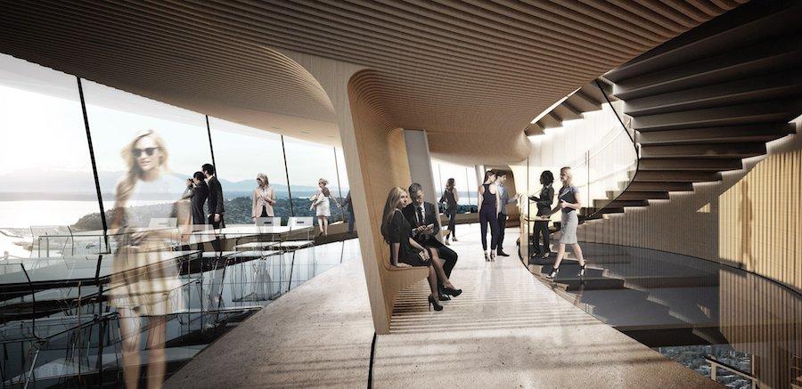 Olson Kundig Architects Redesign Seattle Space Needle
