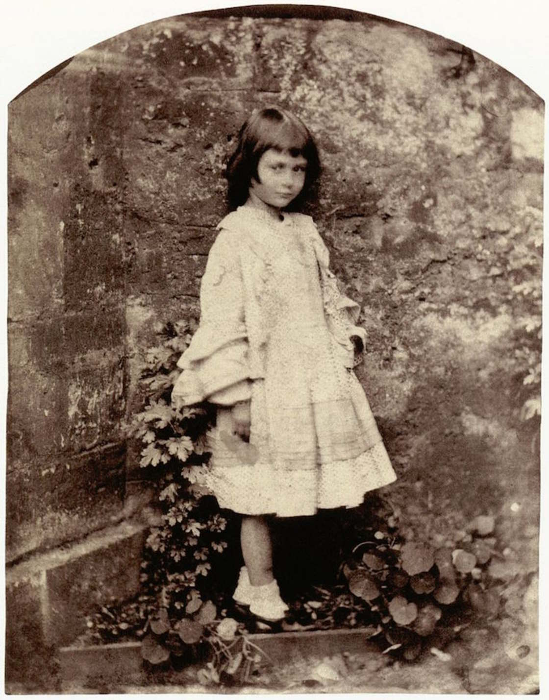 Alice Liddell - The real little girl who inspired Alice in Wonderland