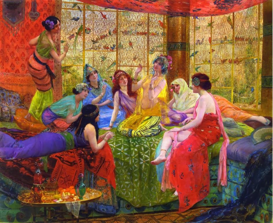 2 georges-antoine-rochegrosse-french-1859-1938-e28093-harem-girls-in-an-aviary.jpg