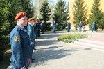 Панихида по жертвам Чернобыльской катастрофы 26.04.2017