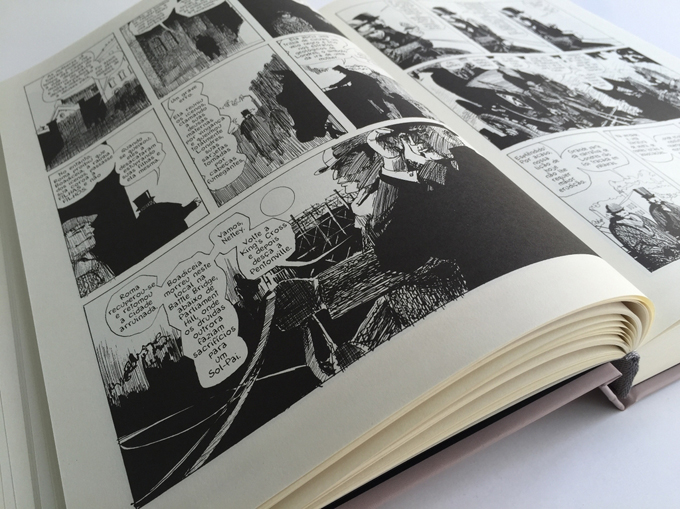 Graphic Novel: Do Inferno, a obra prima de Alan Moore