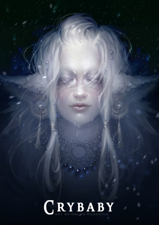 Beautiful Digital Art by Helen Rusovich