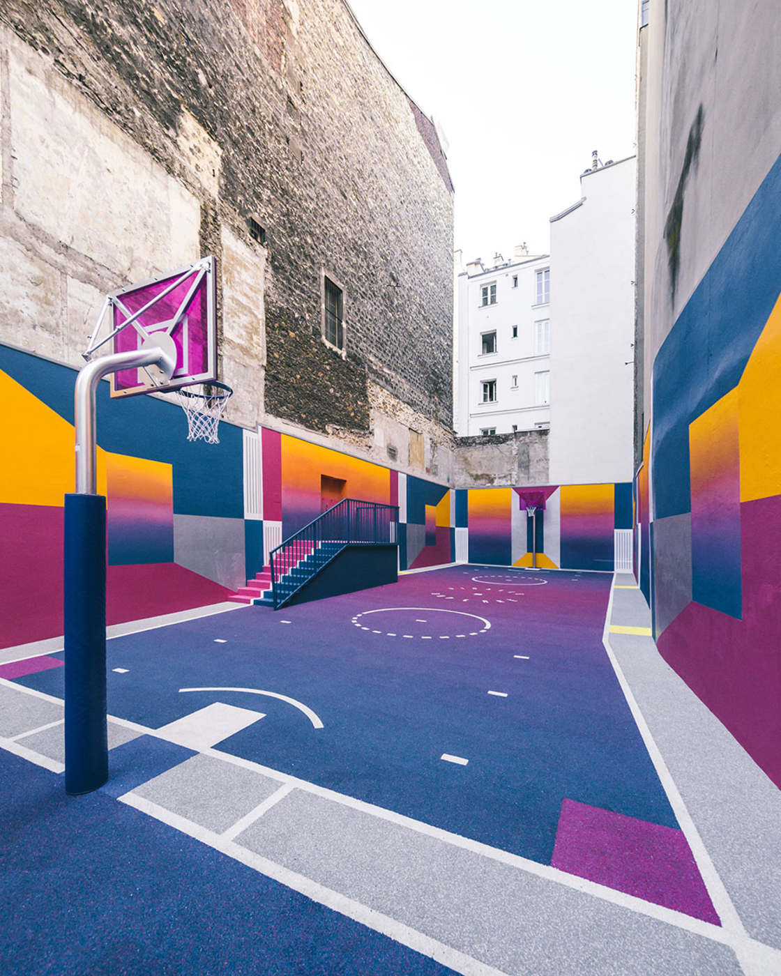 Le Playground Duperre Pigalle s'offre un nouveau design ! (9 pics)