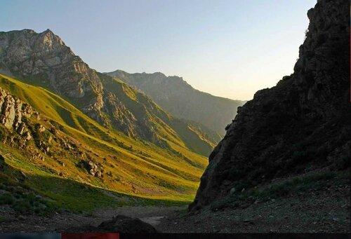 В горах. Фотограф Виктор Осипчук