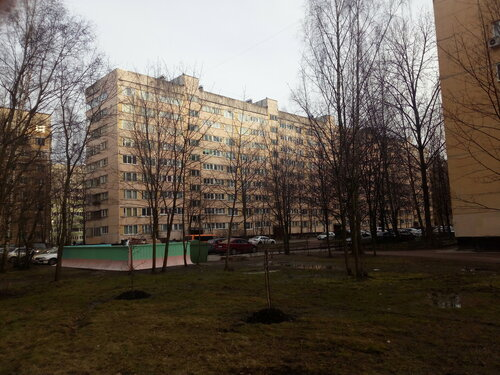 ул. Черкасова 10к1