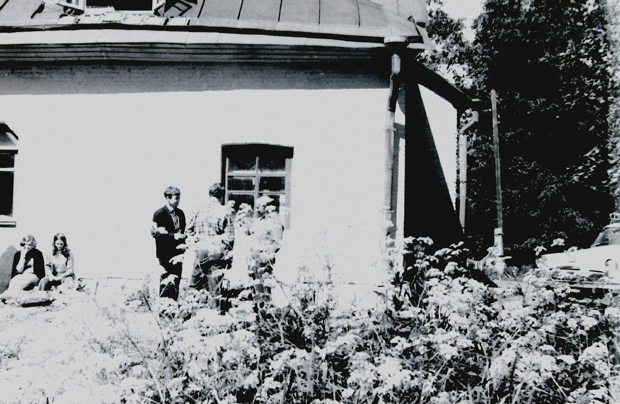 БНИИ, Старый Петергоф, китайский домик