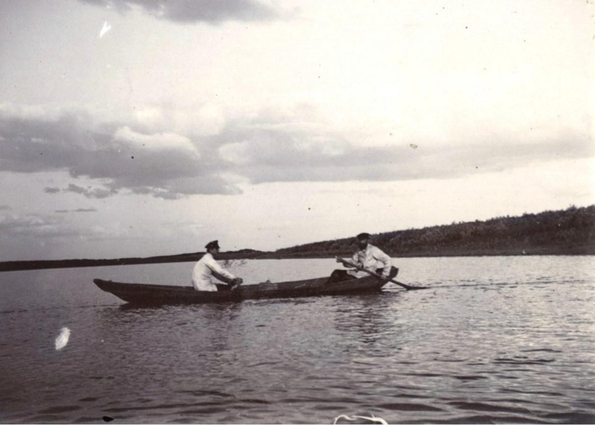 На Оке. 1890-1900