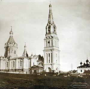 Колокольня Вознесенского собора (1900)
