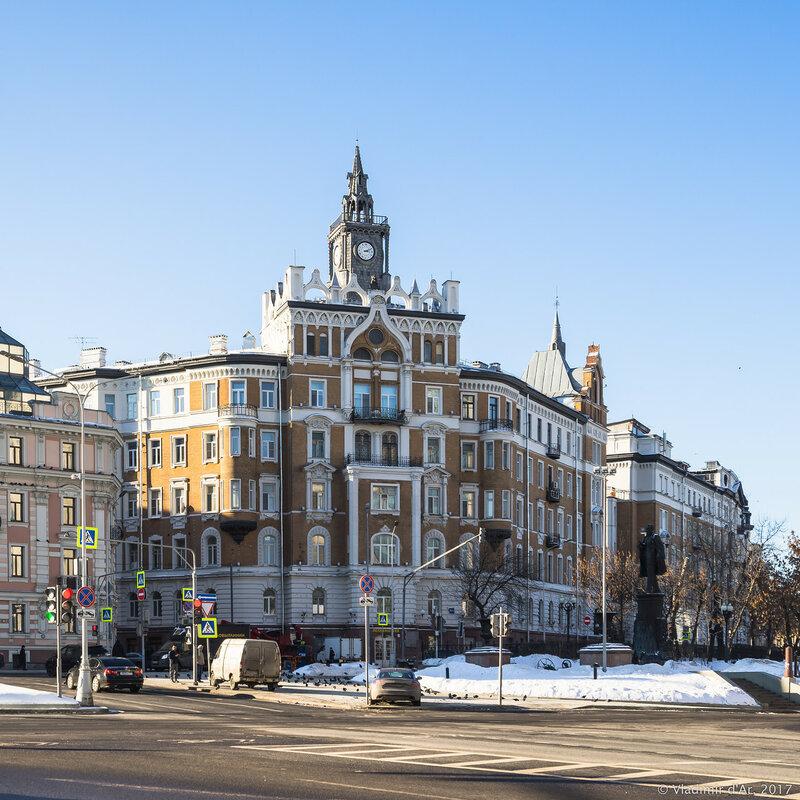 Доходный дом страхового общества Россия