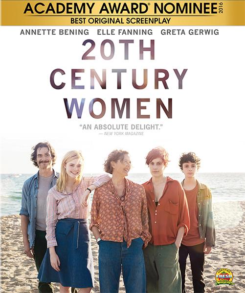 Женщины ХХ века / 20th Century Women (2016/DVDScr)
