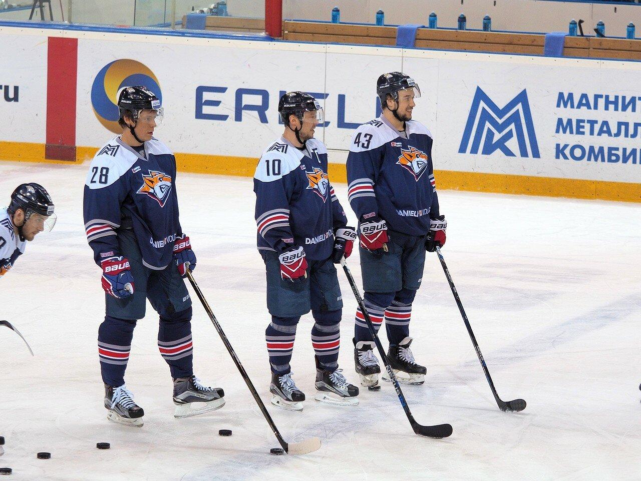 34Металлург - Локомотив 23.11.2016