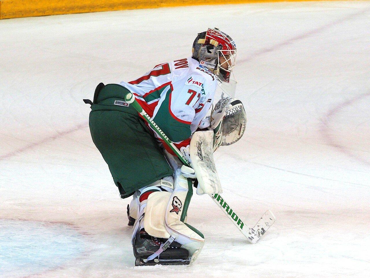 19 Первая игра финала плей-офф восточной конференции 2017 Металлург - АкБарс 24.03.2017