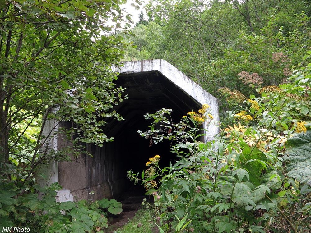 Галерея, пристроенная к тоннелю 11