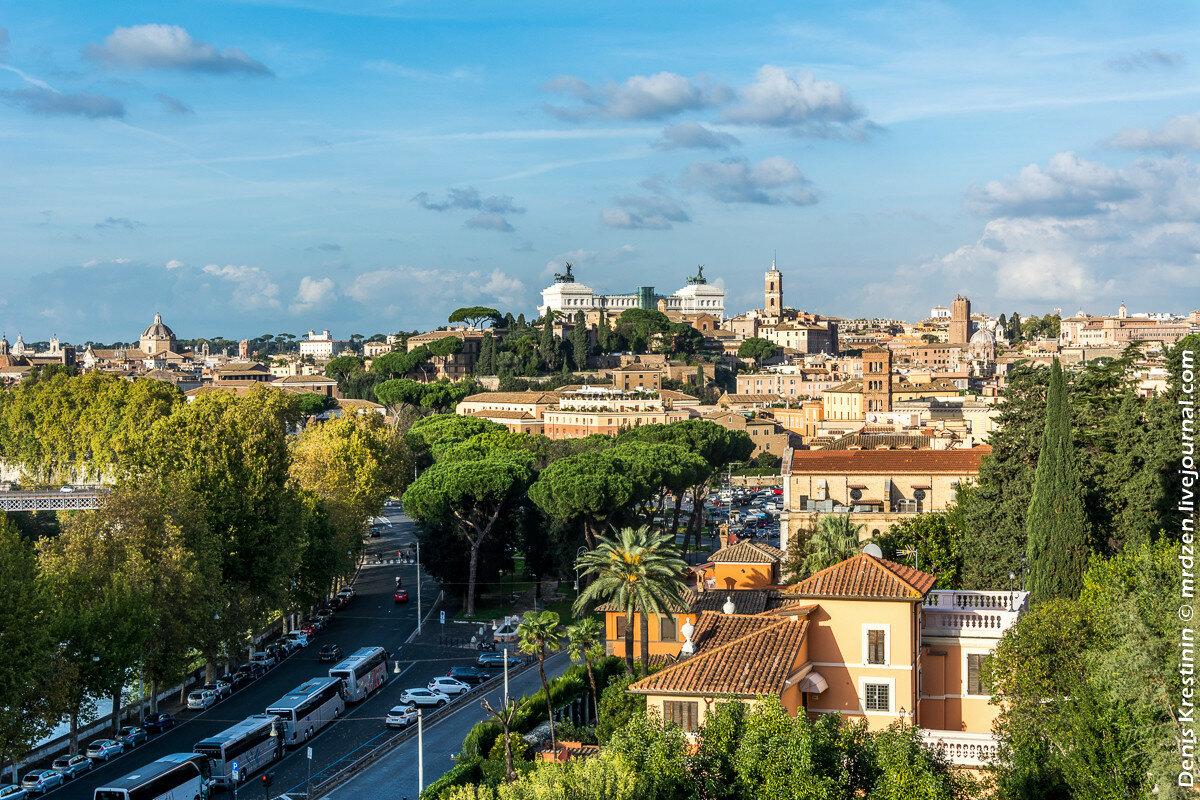 Рим. Аветинский холм