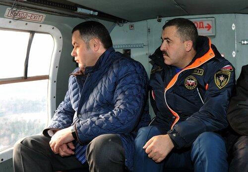 В Конаковском районе установлены три новые опоры ЛЭП – идут работы по подключению