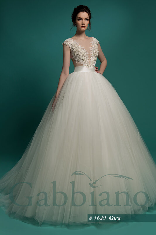 Свадебное платье Кэри