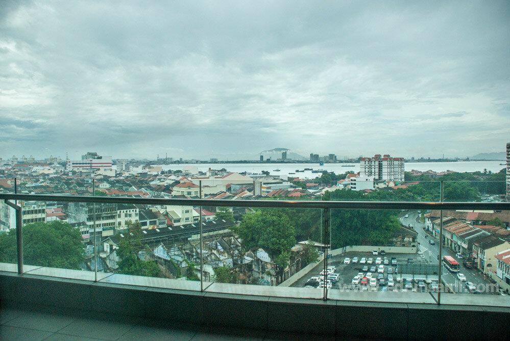 Смотровые площадки на Пенанге