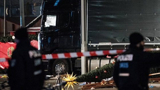Милиция  Германии провела обыски вдомах 2-х  предполагаемых сообщников Аниса Амри