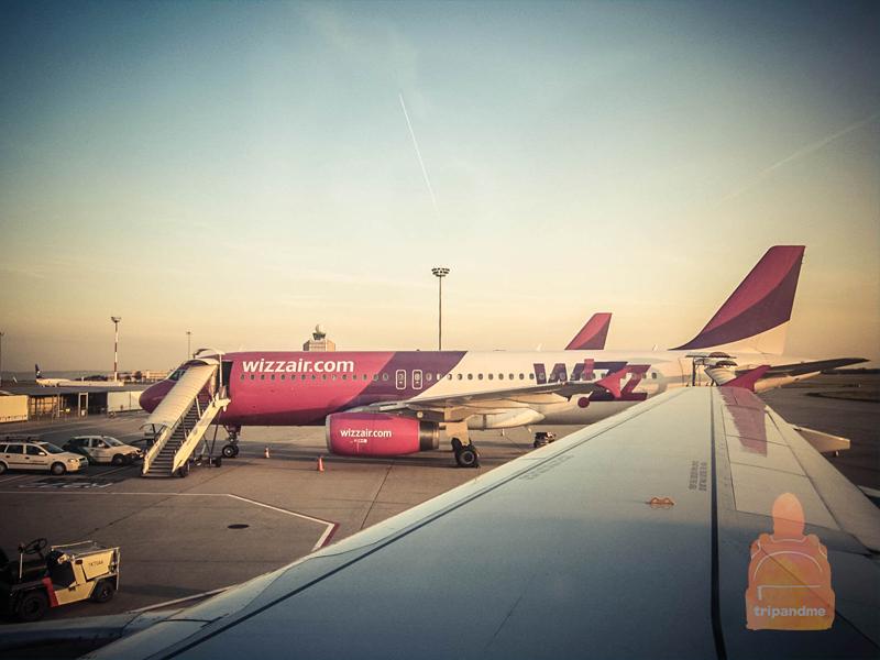В Европе много бюджетных авиакомпаний