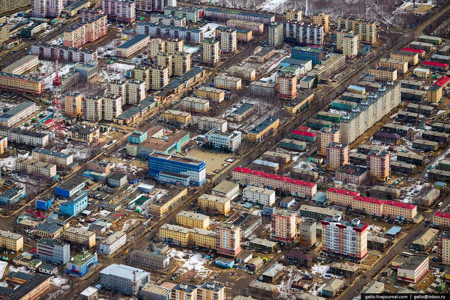 4. Площадь Ленина — центр города.