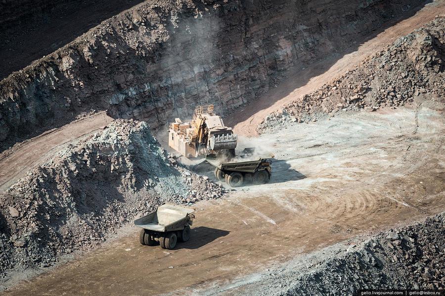 38. Нюрбинский ГОК имеет самые высокие темпы прироста добычи природных алмазов в АК «АЛРОСА».