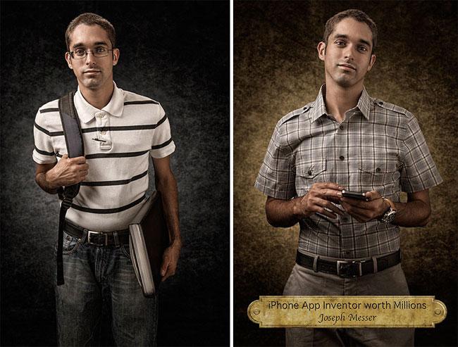Джозеф Мессер, создатель приложений для iPhone, заработавший миллионы долларов.