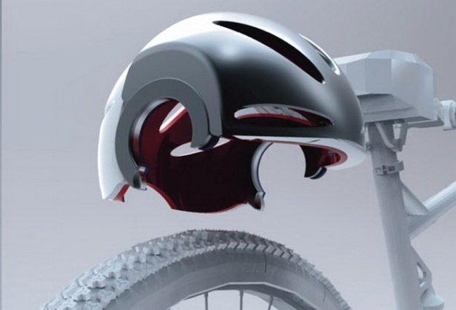 Разблокировать шлем Head-Lock можно, введя на нем четырехзначный код, как и на любом другом кодо