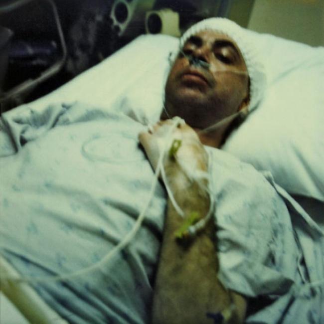 4мая 1997г.: Джейми пережил операцию
