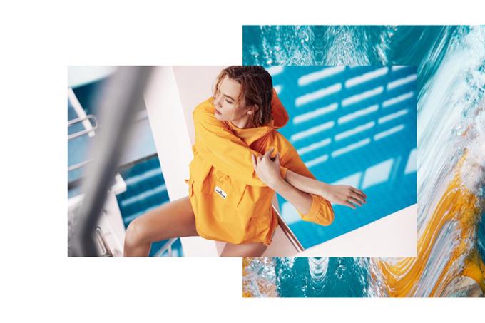 Карли Клосс в рекламе Adidas от Стеллы Маккартни