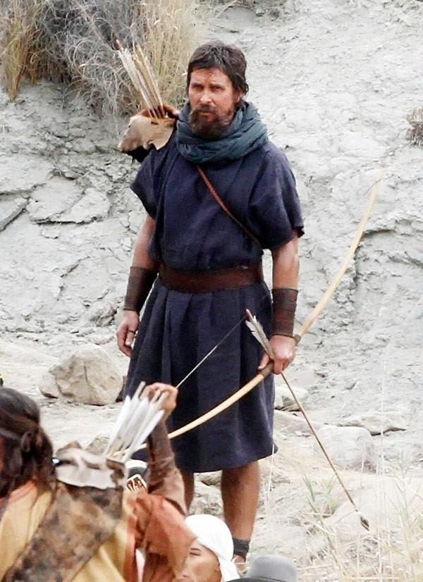 12. Исход (2014) Так как, собственно говоря, никто точно не знает, какой вес был у Моисея, Кристиан