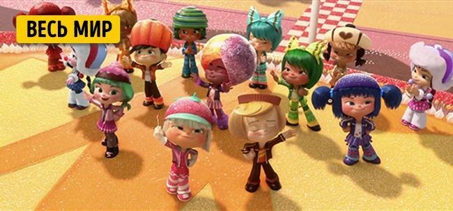 © Disney  Гонщица Минти Заки (Minty Zaki) получила свое имя вчесть аниматора Хаяо Миядзаки и