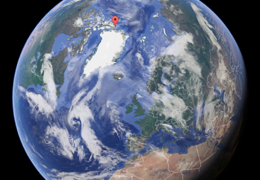 №2. Остров Тристан-да-Кунья, Атлантический океан 28. Самый удаленный обитаемый остров в мире —