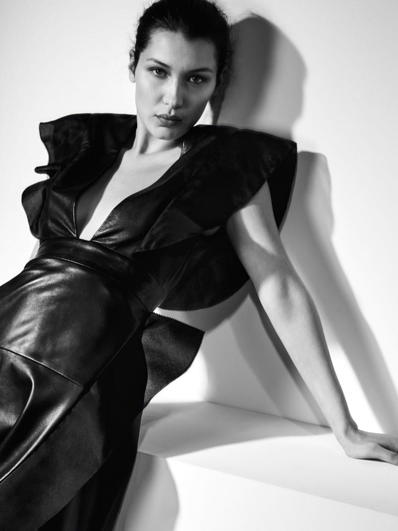 Белла Хадид в Vogue China
