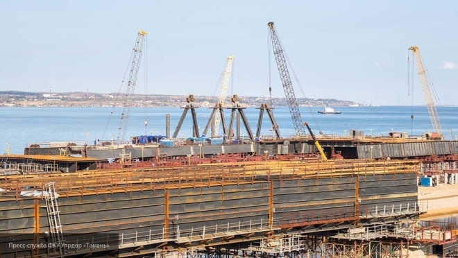 Доконца года Крым могут подключить кгазотранспортной системе Российской Федерации