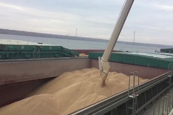 Украина поставила рекорд поэкспорту зерна
