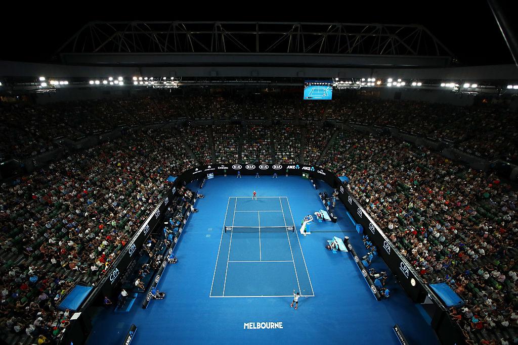Первая ракетка мира Маррей проиграл в1/8 финала Australian Open