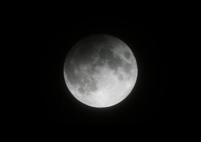 Граждане Башкирии зимой увидят полутеневое лунное затмение