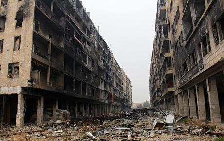 Российская Федерация предложила странам Запада оплатить восстановление Сирии