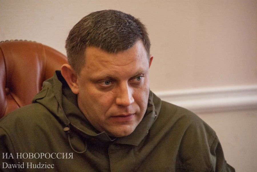 Руководитель ДНР пообещал вскором времени назвать имя убийцы Гиви
