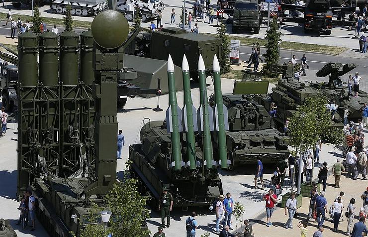 Российская Федерация заняла 3-е место вмире повоенным расходам